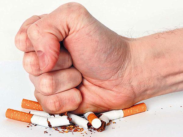 Как быстро очистить легкие после курения