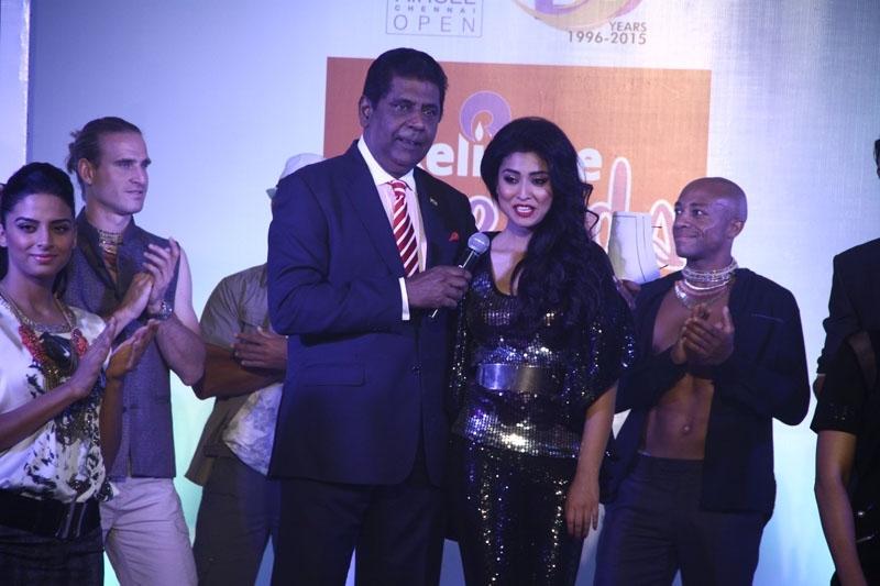 சென்னை ஓபன் டென்னிஸ் - ஃபேஷன் ஷோ - ஆல்பம்