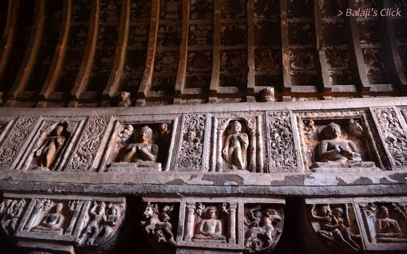அஜந்தா குகை ஓவியங்கள் - சிறப்பு புகைப்படத் தொகுப்பு