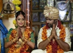 சாந்தனு - கீர்த்தி திருமணத்தில் குடும்பம் சகிதமாக கலந்துகொண்ட சினிமா பிரபலங்கள் - சிறப்பு ஆல்பம்!
