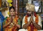 கோலாகலமாக நடந்துவரும் சாந்தனு - கீர்த்தி தம்பதியரின் திருமணம் விழா - சிறப்பு ஆல்பம்!