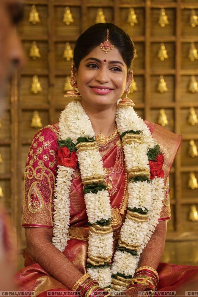 நடிகை விஜயலட்சுமி மற்றும் ஃபெரோஸ் திருமணம் விழா ஆல்பம்!