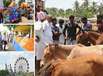பிரமாண்ட அந்தியூர் சந்தை... படங்கள் - ரமேஷ் கந்தசாமி
