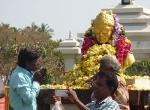 எம்ஜிஆர் நினைவுதினம் அரசியல் தலைவர்கள் மரியாதை படங்கள் சிதிகோகுல்ராஜ்