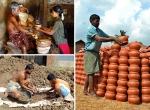 சந்தோஷம் பொங்கும் பொங்கலுக்கு தயாரான மண்பானைகள் புகைப்படத்தொகுப்பு படங்கள் ராராம்குமார்