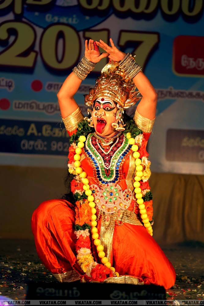 சேலத்தில் நடைபெற்ற திருநங்கைகளுக்கான அழகிப்போட்டி... படங்கள் - எம்.விஜயகுமார்