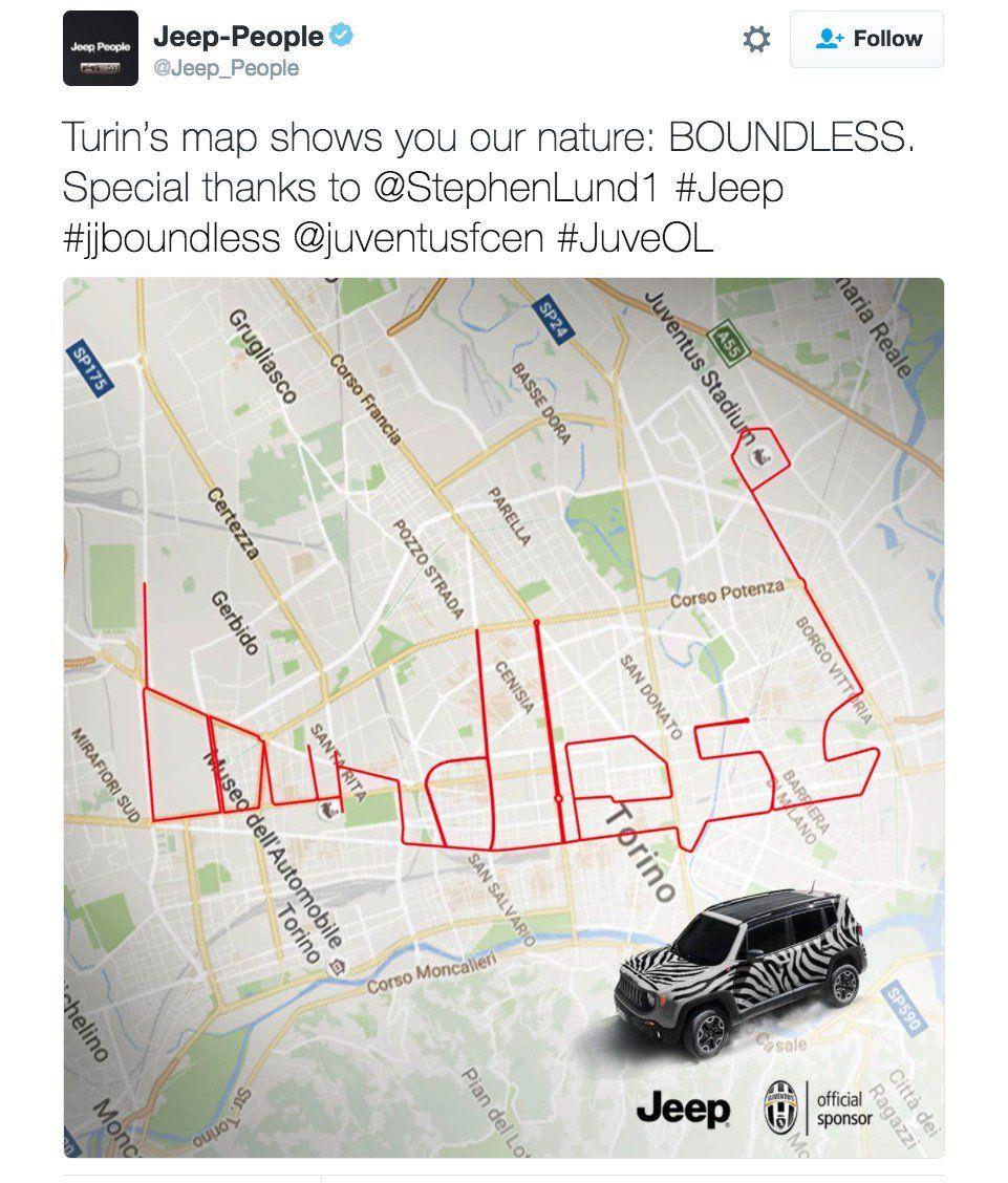 இது தான் ஜி.பி.எஸ் ஆர்ட்..! #GPSdoodles