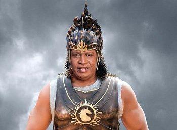 Comedy Stars version of Baahubali