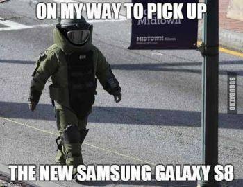 சாம்சங், கேலக்ஸி எஸ்8, galaxyS8, Samsung, Memes