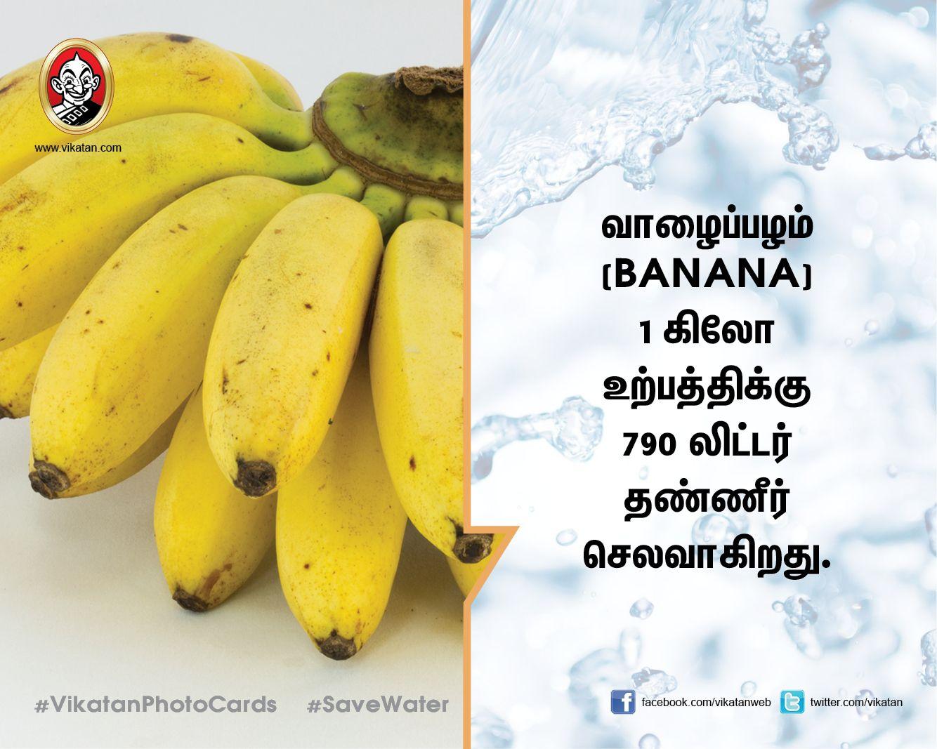 1 கப் டீ தயாரிக்க 27 லிட்டர் தண்ணீர் தேவை என்பது தெரியுமா? #VikatanPhotoCards