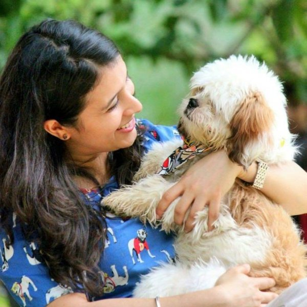 The love for pet animals is equivalent to mother child relationship says woman photographer