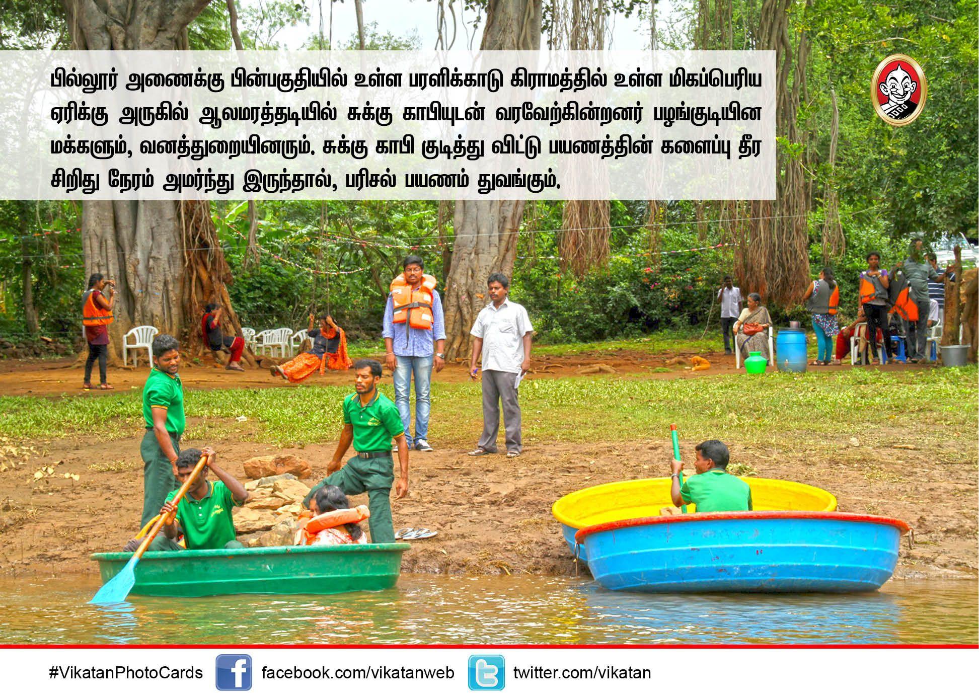 சுத்தமான காற்றும் மாசுபடாத சுற்றுச்சூழலும்... பரளிக்காடுக்கு ஒரு விஷுவல் டூர்! #VikatanPhotoCards