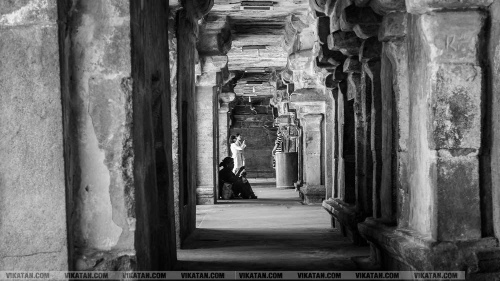 எத்தனைமுறை பார்த்தாலும் அசர வைக்கும் தஞ்சை பெரிய கோவில்... சிறப்பு தொகுப்பு: சே.அபினேஷ்
