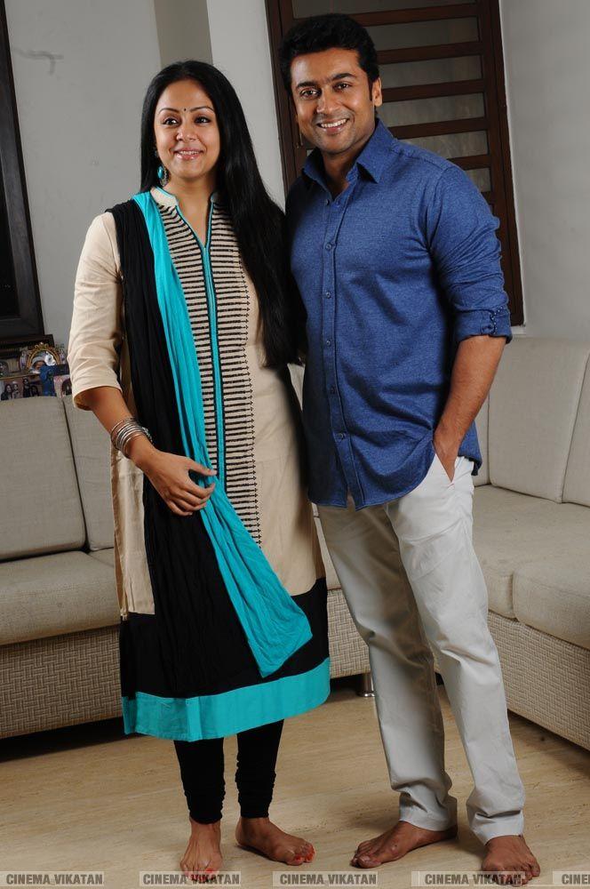 சூர்யா - ஜோதிகாவின் எவர்க்ரீன் காதல் புகைப்படங்கள்..! #HappyWeddingAnniversarySuriyaJo