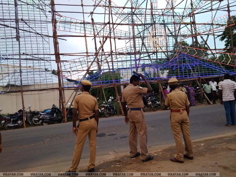 திருச்செங்கோட்டில் நடைபெற்ற திமுக கூட்டம்: படங்கள்: ர.ரகுபதி