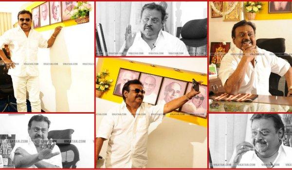 vijayakanth Exclusive photo album