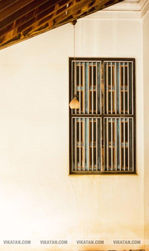 காரைக்குடியின்  அடையாளம், ஆயிரம் ஜன்னல் வீடு.. சிறப்பு புகைப்படத் தொகுப்பு...  க.மீனாட்சி