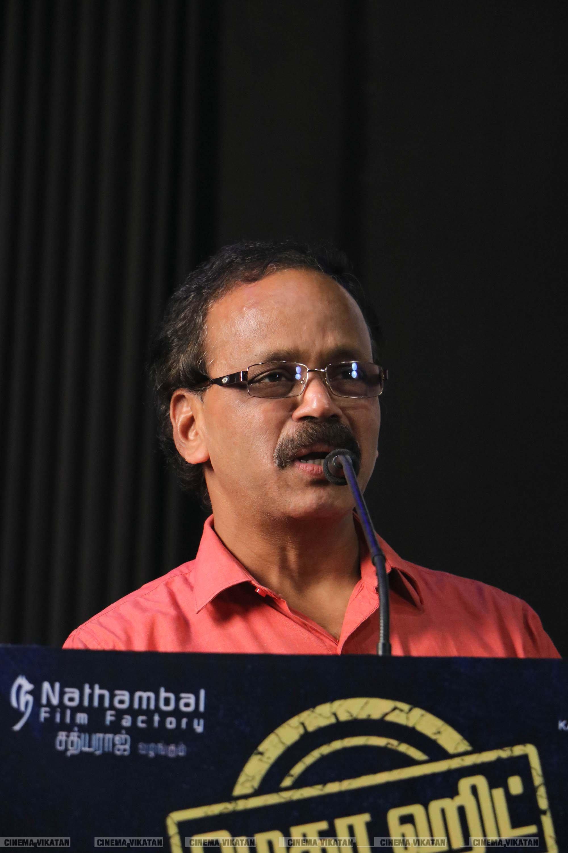 சத்யா சக்ஸஸ் மீட் படங்கள் - இ.பாலவெங்கடேஷ், வ.யஷ்வந்த்