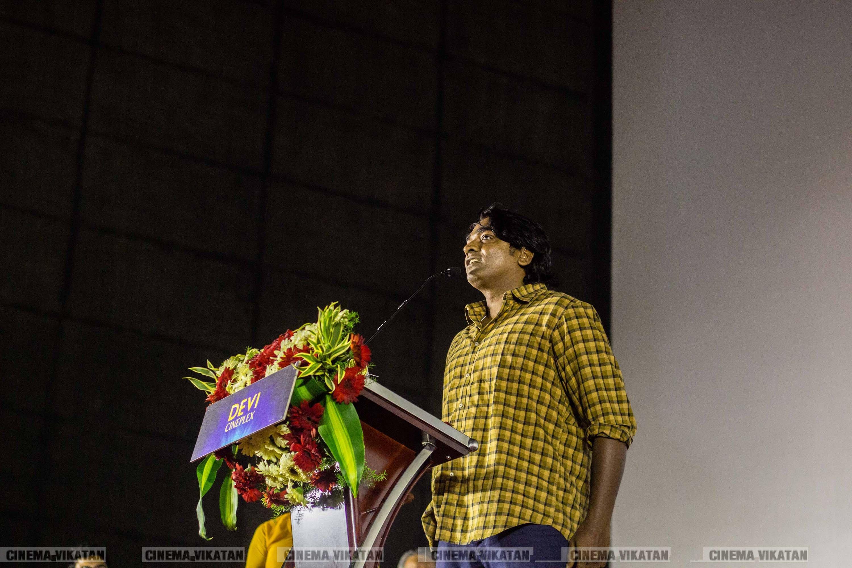 15வது சென்னைத் திரைப்பட விழா - இறுதிநாள் விருது வழங்கும் நிகழ்ச்சி - #CIFF2017 படங்கள் - ர.முகம்மது இல்யாஸ்