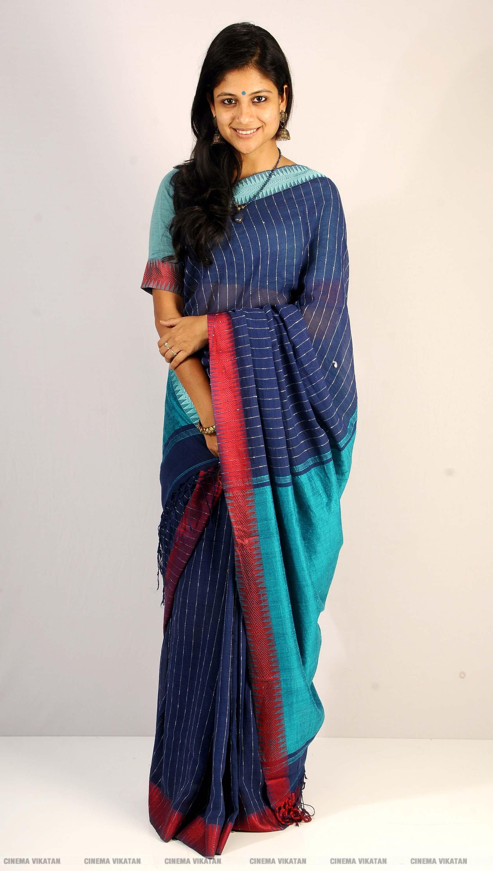 'அருவி' பட நடிகை அதிதி பாலன் லேட்டஸ்ட் படங்கள்: சொ.பாலசுப்ரமணியன்