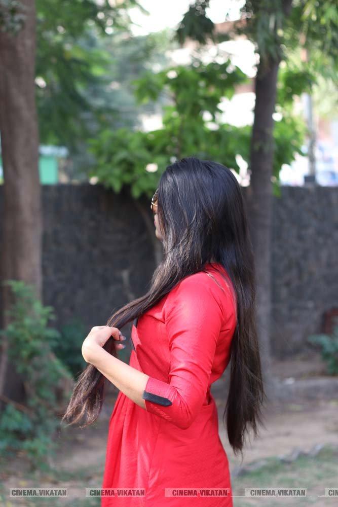 ஒரு நல்ல நாள் பார்த்து சொல்றேன்... டீம் மீட் படங்கள் - பிரியங்கா.ப