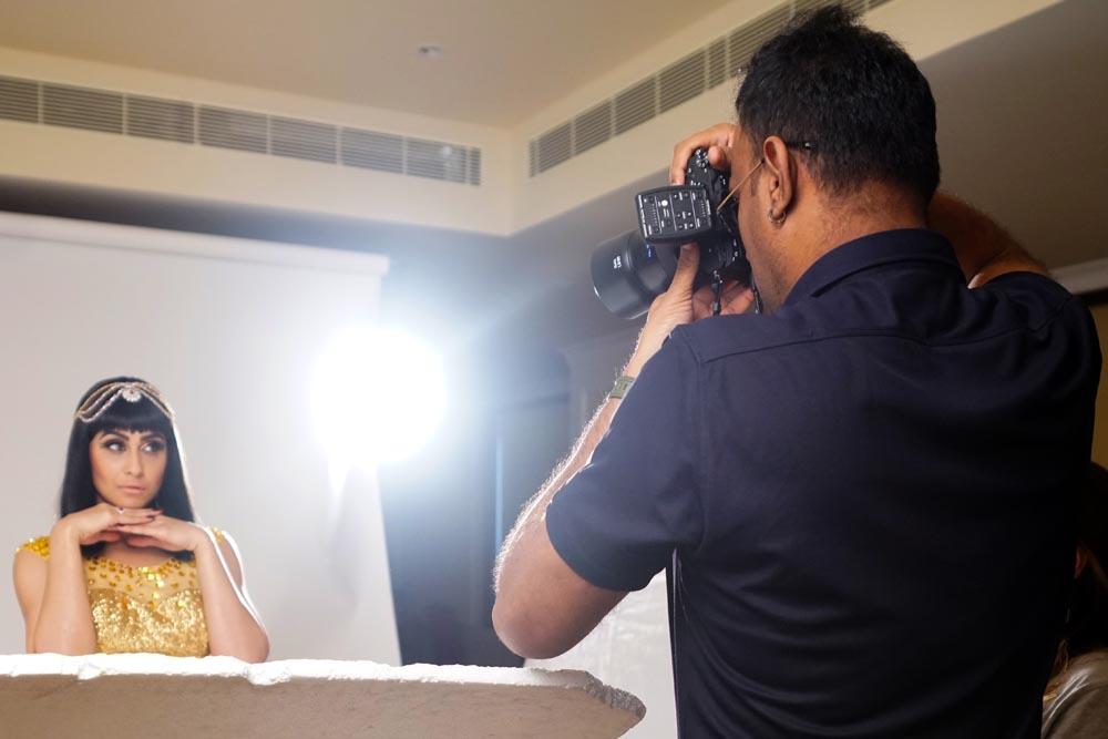 ஸ்ருதி, ஓவியா, காஜல்... 'டாப்' ஹீரோயின்களின் 'வாவ்' போட்டோஷூட்..! - படங்கள்:கார்த்திக் ஸ்ரீனிவாசன்