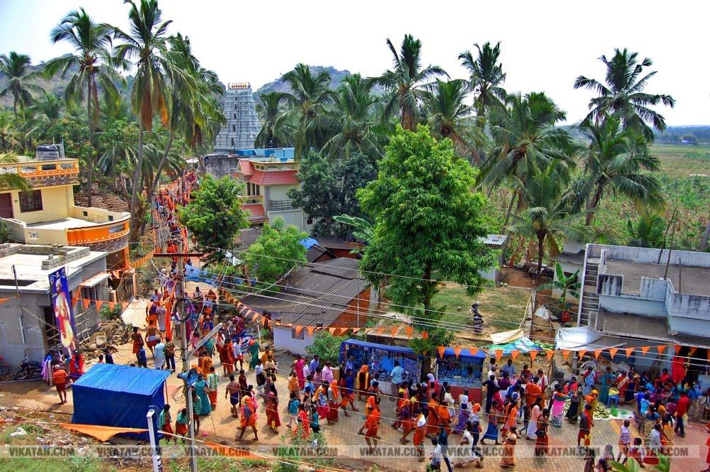 கன்னியாகுமரி மாவட்டம்  மகாசிவராத்திரி புகழ் பெற்ற