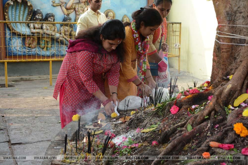 சென்னையில் கோயில்களில் நடைபெற்ற மகா சிவராத்திரி பூஜை படங்கள் - வி.ஶ்ரீனிவாசலு