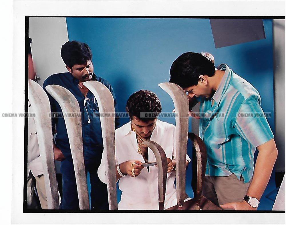அஜித்துடனான ஜி.வெங்கட்ராமின் 'கிளாஸிக் கிளிக்ஸ்' அனுபவங்கள்..!