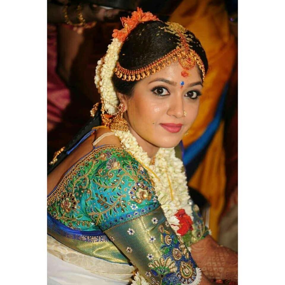 நடிகை மேக்னாவின் திருமண ஆல்பம்..!