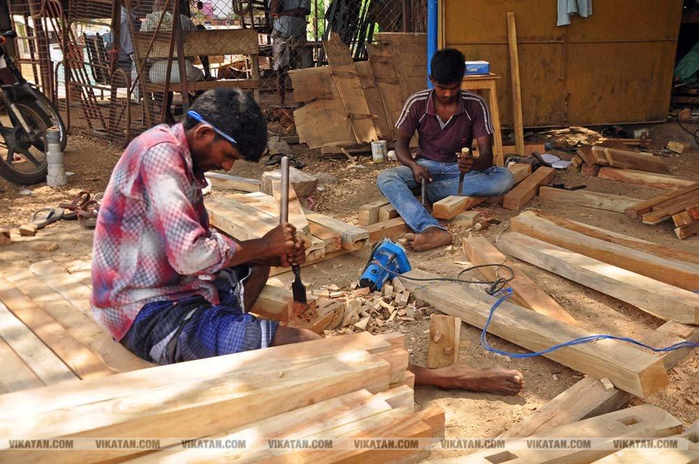 உழைப்பாளர்கள் தின சிறப்பு புகைப்படங்கள் படங்கள் - வீ.சிவக்குமார்