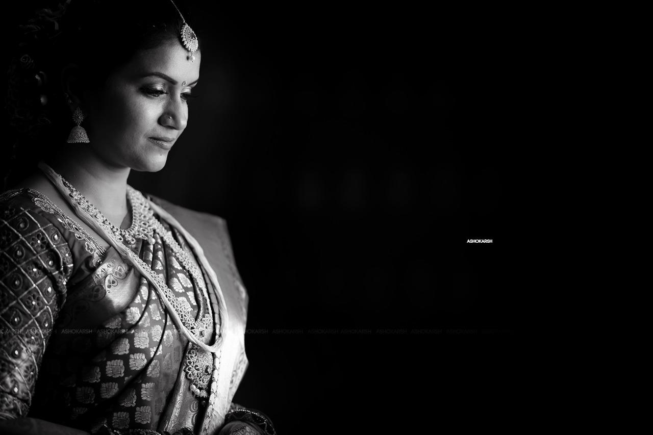 'ராஜா ராணி' ஶ்ரீதேவியின்  திருமண ஆல்பம்....