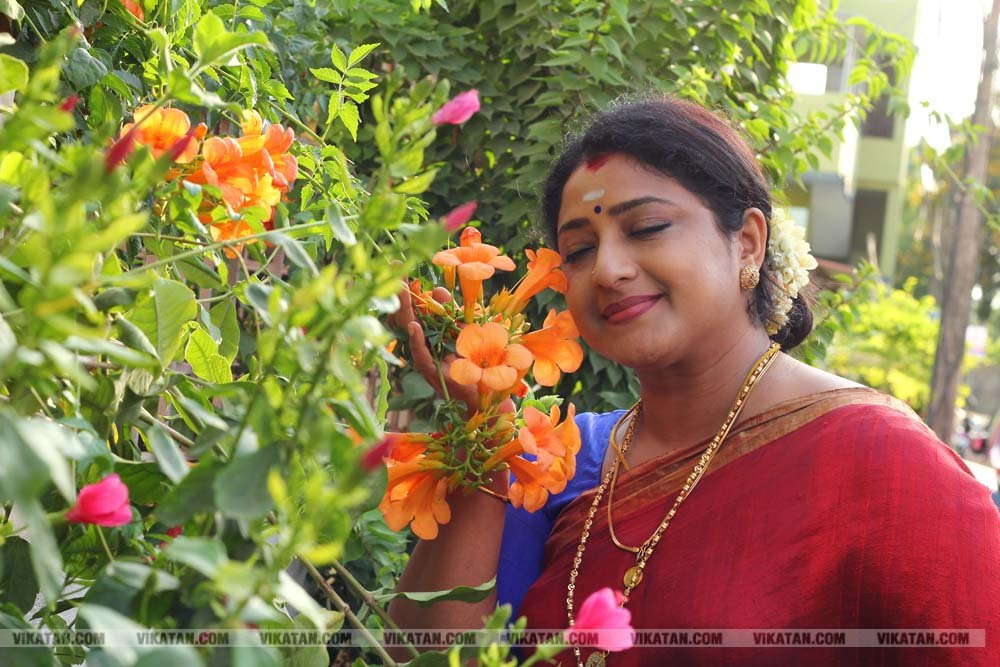பிரியமானவள் சீரியல் ஷூட்டிங் ஸ்பாட்... படங்கள் - தே.அசோக்குமார்