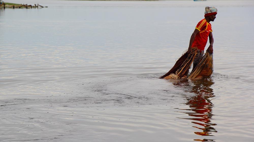 பாடிவலை மீன்பிடிப்பு... படகு பயணம்...பழவேற்காடு 360 டிகிரி விசிட்! :படங்கள்: ப.சரவணகுமார்