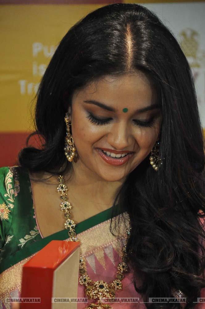 கீர்த்தி சுரேஷ் லேட்டஸ்ட் ஸ்டில்ஸ் - க.தனசேகரன்
