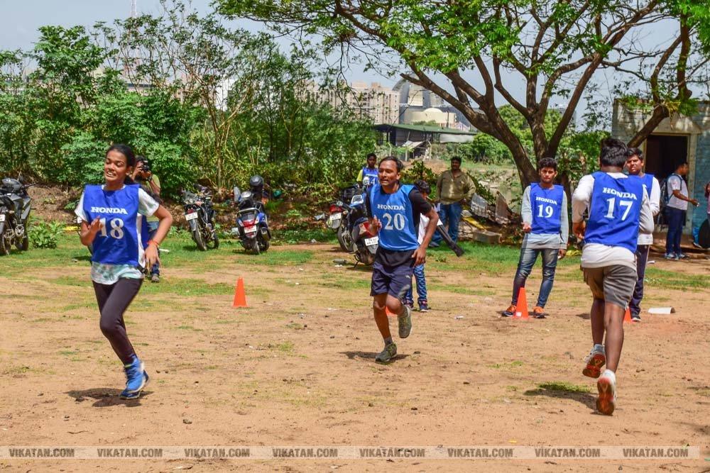 சென்னை மெரினா கார்ட் அரேனாவில் நடந்த 'Idemitsu Honda Talent Hunt' நிகழ்ச்சி.. படங்கள் - சி.சுரேஷ்குமார்