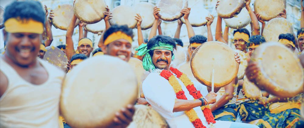 சிவகார்த்திகேயனின் 'சீமராஜா' பட ஸ்டில்ஸ்..!