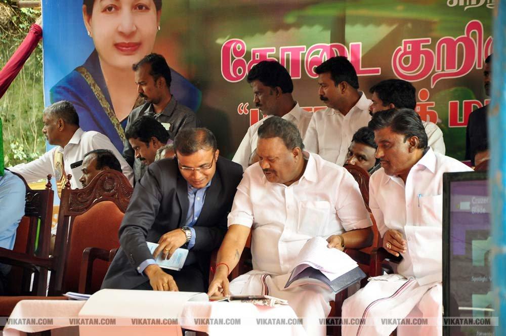 கோடை குறிஞ்சி விழா 2018 படங்கள் - வீ.சிவக்குமார்