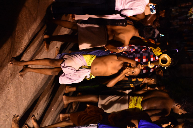 திருவாரூர் தியாகராஜர் கோயில் கமலாம்பாள் சுவாமி ஆடிப்பூரம் தேரோட்டம் படங்கள்: ர.கண்ணன்