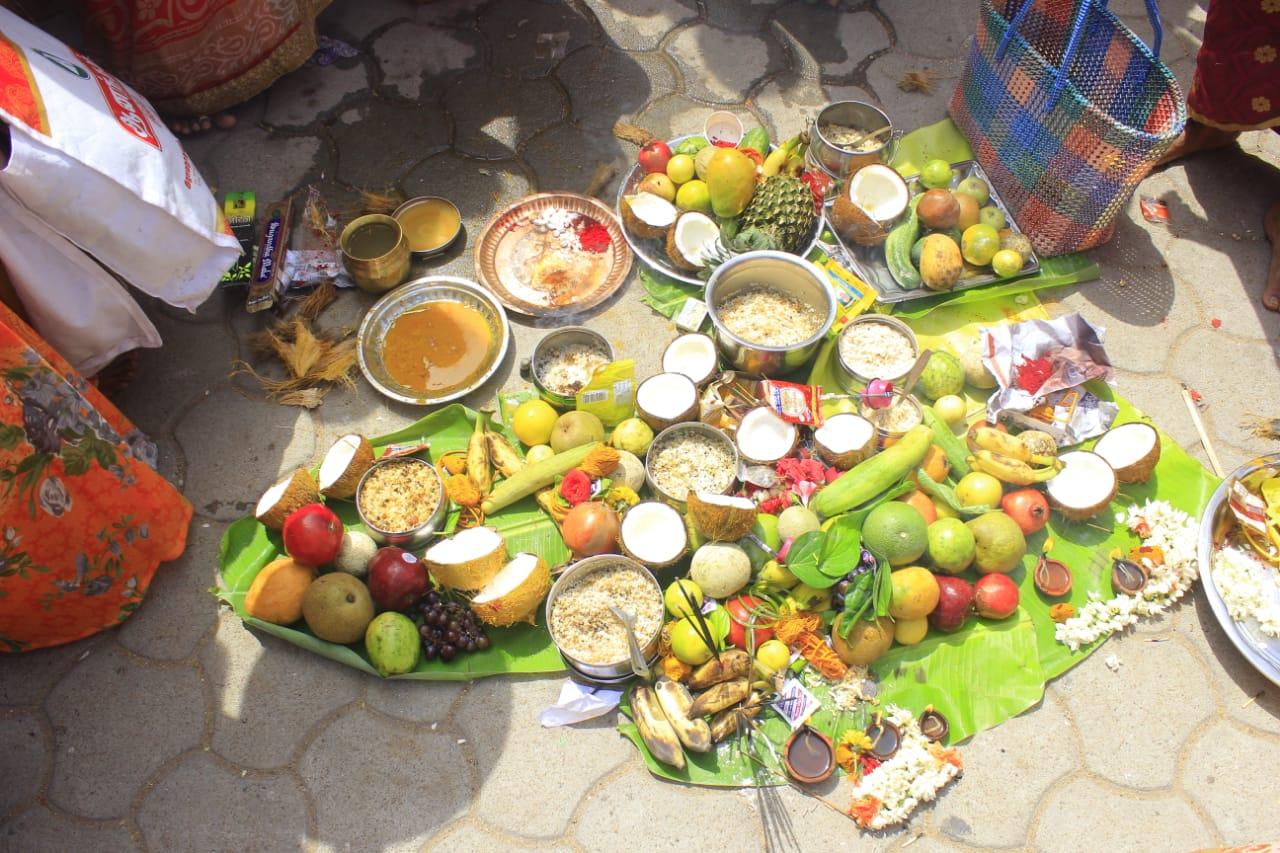 காவிரிக் கரைகளில்ஆடிப்பெருக்கு விழா கோலாகல கொண்டாட்டம்!