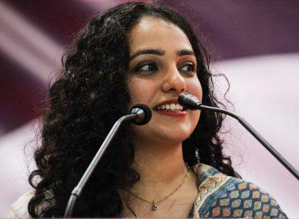 திருச்சி NIT-  Festember நிகழ்ச்சியில் கலந்து கொண்ட நடிகை நித்யா மேனன் படங்கள் : தினேஷ் சு மு