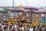 திருமலை திருப்பதியில் களைகட்டிய பிரம்மோற்சவம்