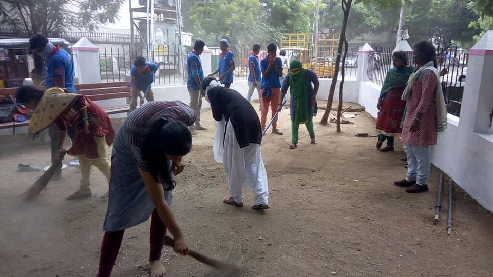 கோடம்பாக்கம் 2020 - மாணவர்களின் விழிப்புஉணர்வு இயக்கம்