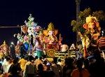 புதுச்சேரியில் நடைபெற்ற விநாயகர் ஊர்வலம் படங்கள் - அகுரூஸ்தனம்