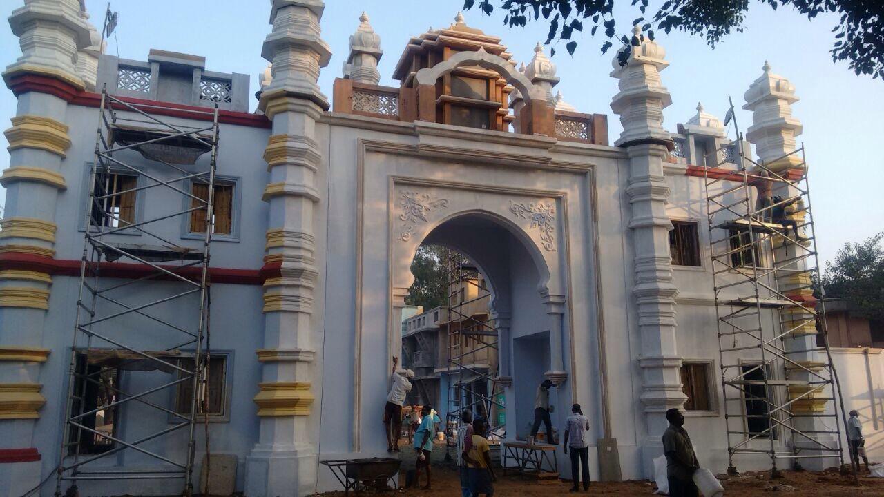 'சீமராஜா' படத்திற்காக போடப்பட்ட பிரமாண்ட செட்..!