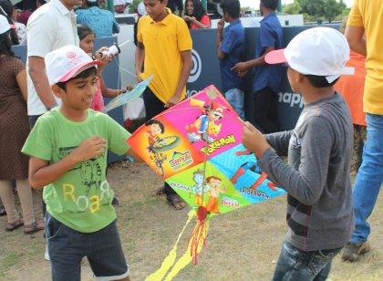 கோவையில் நடைபெற்ற காற்றாடி திருவிழா!!! படங்கள்: ஆயிஷா அஃப்ரா