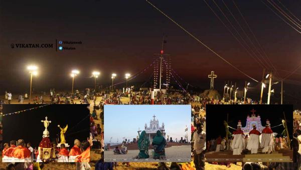 மணப்பாடு... தேவாலய திருவிழா; அழகிய கடற்கரை கிராமம்...சிறப்பு தொகுப்பு: வள்ளிசௌத்திரி.ஆ