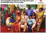 நடிகர் வடிவேலுவின் மகள் திருமணம்... குழந்தைகளுக்கான வித்யாரம்பம் நிகழ்ச்சி... #NewsInPhotos