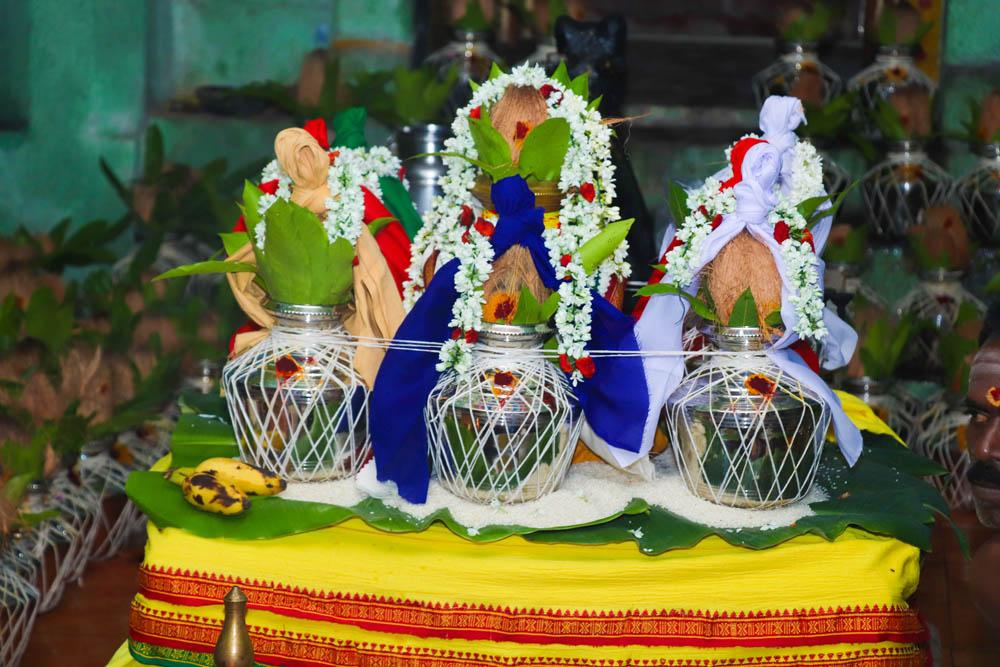 விழுப்புரம் பையூர் குருபகவான் திருக்கோயிலில் சிறப்பு பூஜை.. படங்கள்: விக்னேஷ் குமார் சு