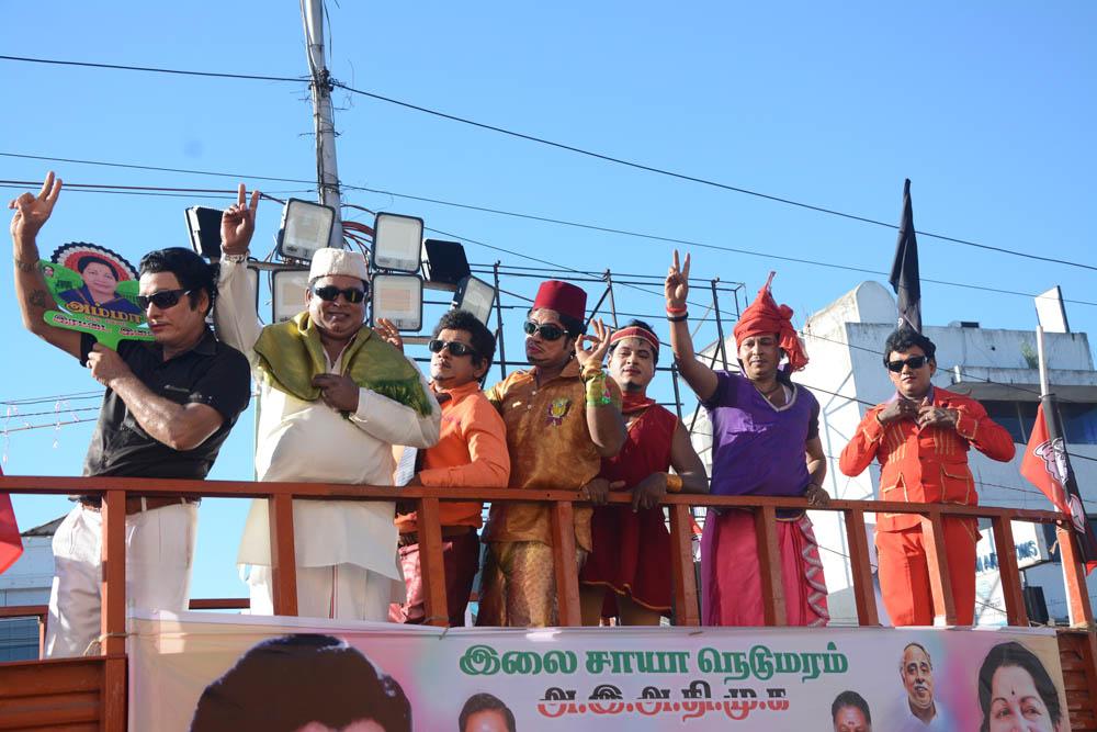 எம்.ஜி.ஆர் நூற்றாண்டு நிறைவு விழா..